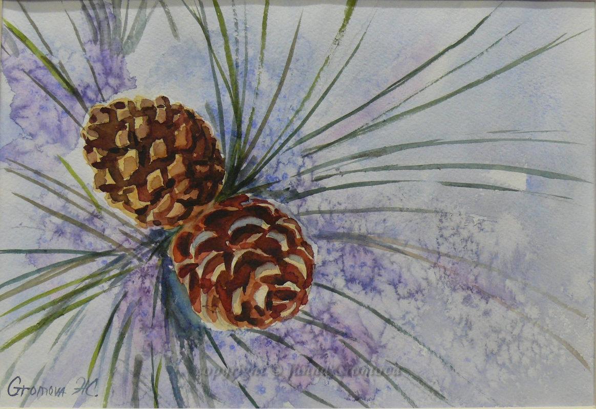 Miscellaneous The Art Of Janna Gromova