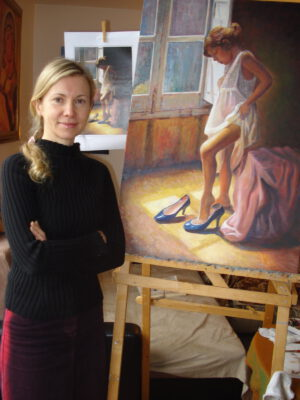 Janna Gromova artist